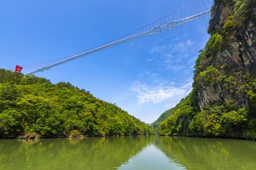 Glass Bridge Huangchuan
