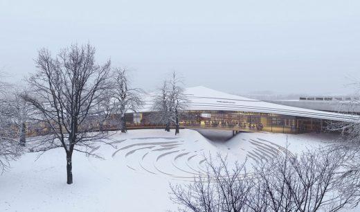 Ibsen Library Skien