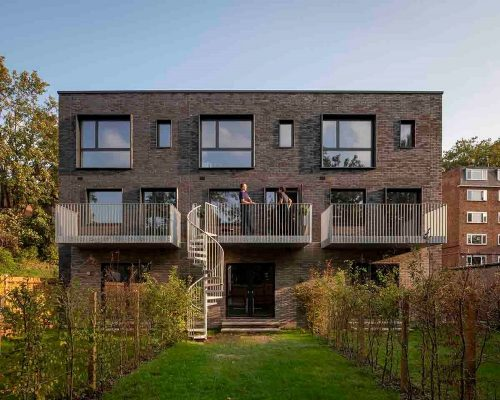 Knollys Road Apartments and Mews, Tulse Hill