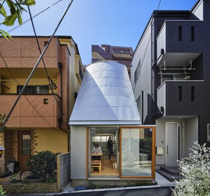 Love2 House in Japan by Takeshi Hosaka Architects