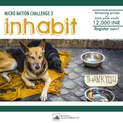 Micro Nation Challenge 3 Inhabit Competition