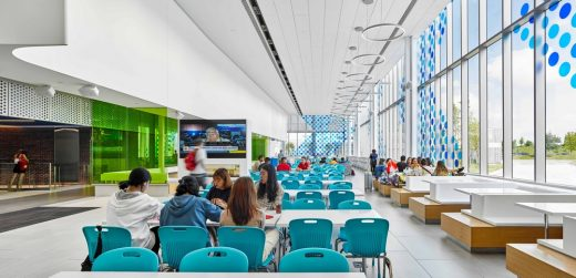 Niagara College Welland Student Commons
