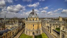 University of Oxford - 6 Most Stunning University Campuses in UK