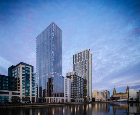 Patagonia Place Liverpool Waters Property