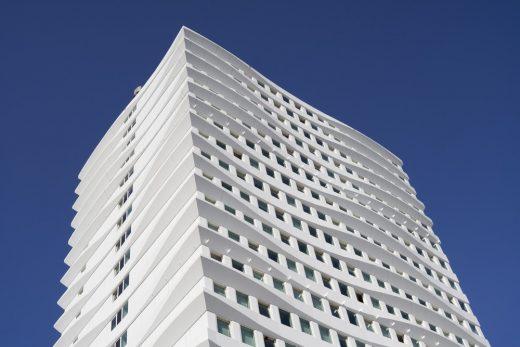 Rock Utrecht residential tower