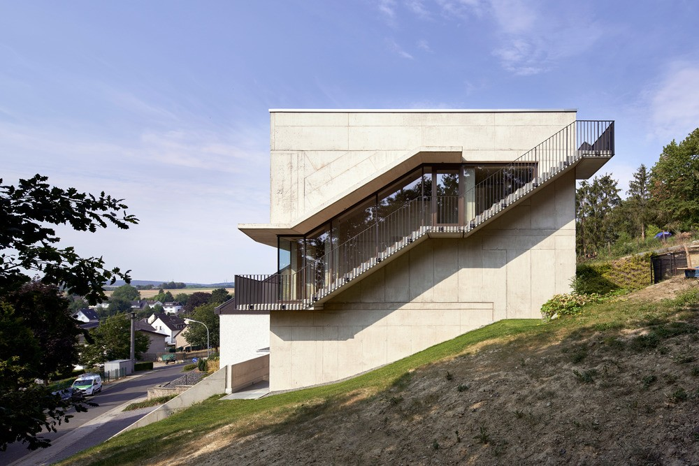 German Houses Residential Buildings E Architect