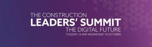 The Digital Future Construction Leaders Summit