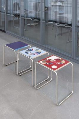 Thonet Design Classic Featured Bauhaus Museum