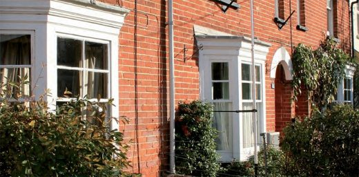 Are Sash Windows replaced from inside or outside
