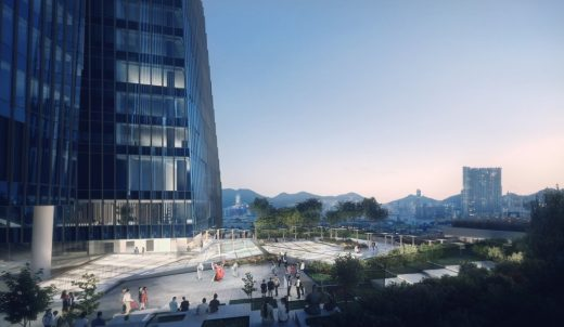 Airside Mixed-Use Building HK