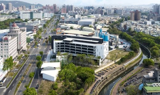 Biosphere Offices Kaohsiung City