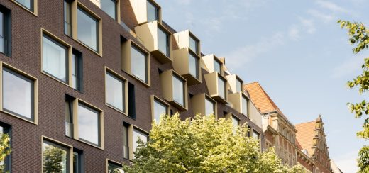 German capital city building design by GRAFT