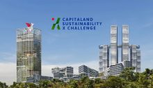 CapitaLand Sustainability X Challenge