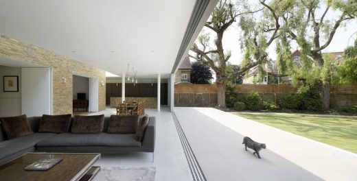 Chiswick House Extension London