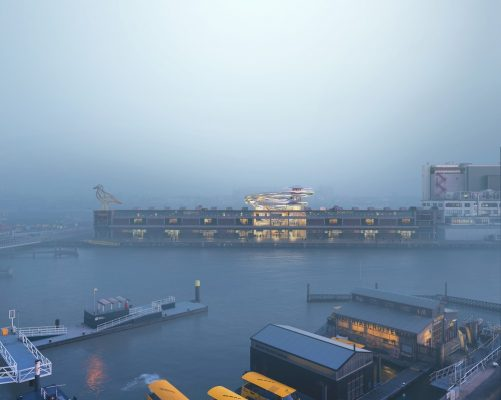 FENIX Museum of Migration Rotterdam by MAD Architects