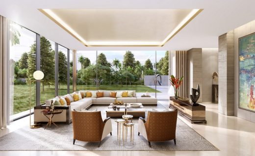 HBA Residential_Delhi Summerhouse interior