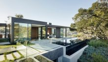 Los Angeles Architecture Designs Oak Pass House