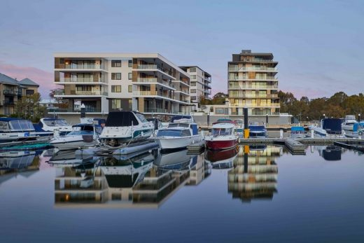 Marina East, Perth