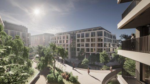 New Town Quarter Edinburgh development