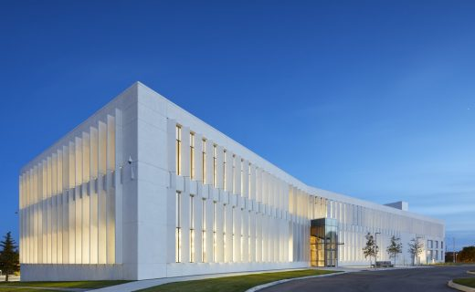 NRC Mississauga Research Facility building
