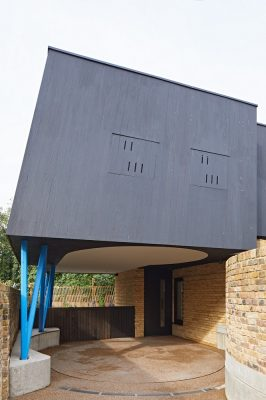 Pitched Black House London