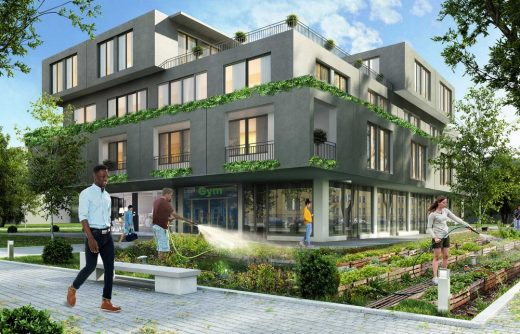 Residential property design in post-Covid world