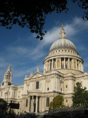 St Pauls Cathedral London building