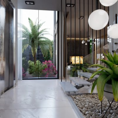Prototype X Villa by Aala Qahtani Architect interior