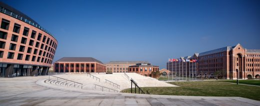 Zhejiang University Lecture Theatre building