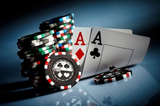 How to control spending while playing online casino games - gambling chips