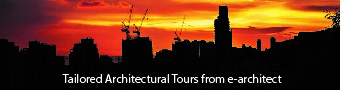 architecture walking tours