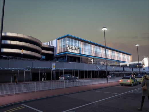 Dublin T1 Airport building renewal