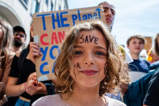 Climate Action - #FridaysForFuture strike