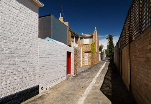Greeves St House in Fitzroy
