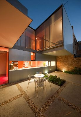 Greeves Street House Fitzroy Melbourne
