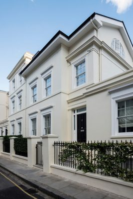 Kensington Townhouse Hyde Park