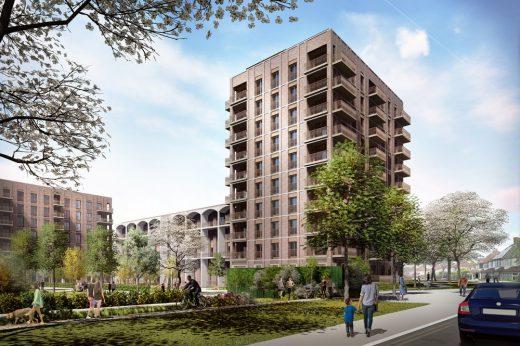 Kidbrooke Masterplan Greenwich
