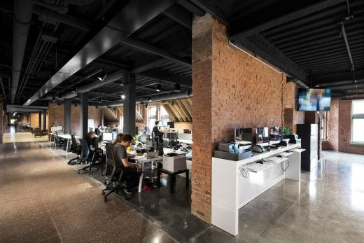 Lightspeed Offices Phase 1 Montreal