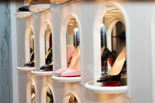 Louboutin Luxury Boutique Toronto