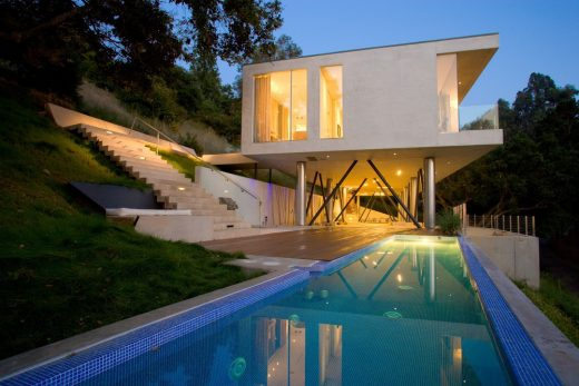 Oak Pass Residence Addition Beverly Hills