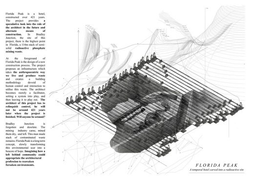 Heba Mohsen, Bartlett School of Architecture Bronze Medal design 2020