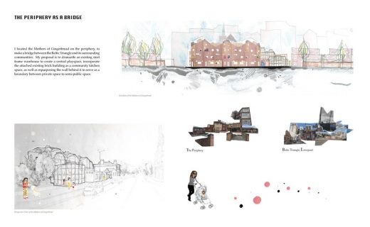 Kate Buurman Newcastle University Bronze Medal 2020 design