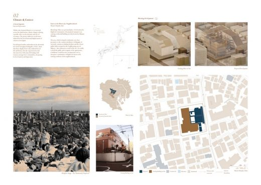 Design by RIBA President's Medals Student Awards 2020 Silver Medal Commendation Lisa Edwards