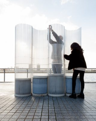 Royal Docks London Bench Design The Royal Resonance