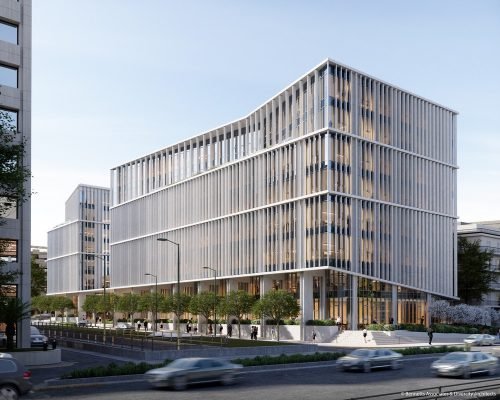 Syngrou Avenue Office Buildings Athens