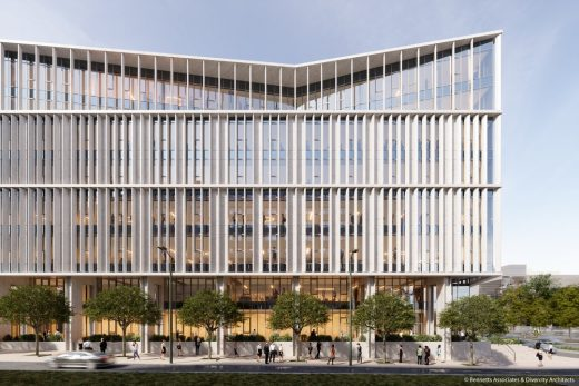 Syngrou Avenue Office Buildings Athens Architecture News