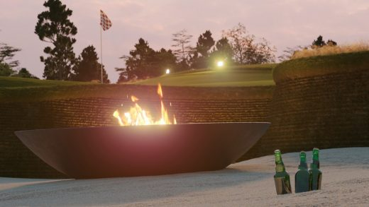The Pit Golf Facilities Mexico City