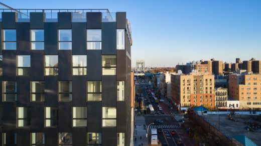 The Smile Harlem Housing by BIG