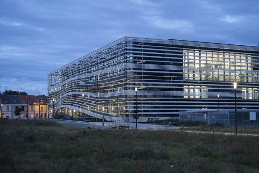 University HOGENT Ghent Campus Schoonmeersen building