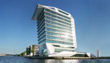 European HQ for Calvin Klein and Tommy Hilfiger Amsterdam Office Buildings
